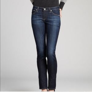 AG The Premiere Skinny straight Jean